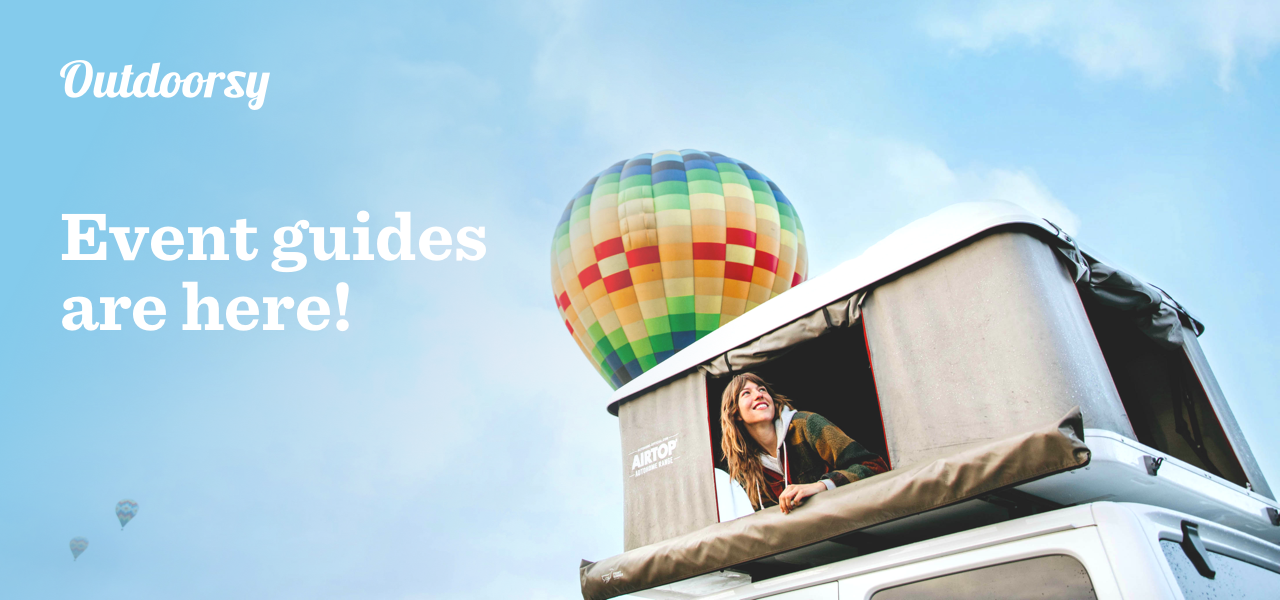 Outdoorsy Launches Guides to More Than 500 Concerts, Festivals, Shows and Sporting Events